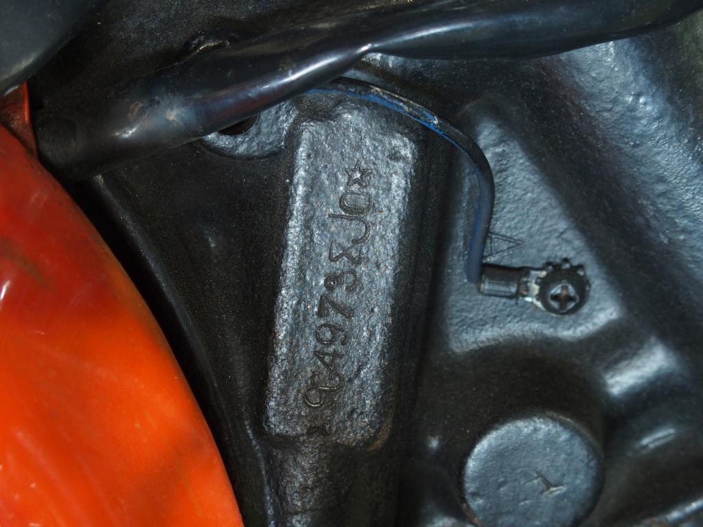 ハーレーダビッドソン 1980 FXWG 車体写真11