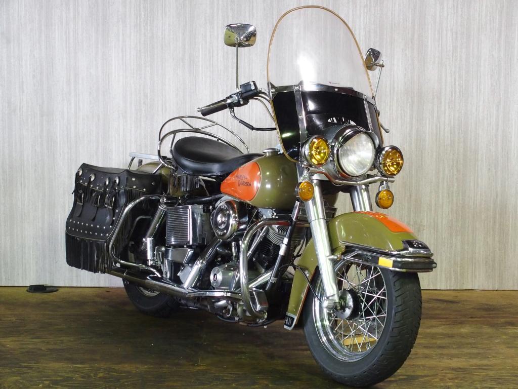 ハーレーダビッドソン 1981 FLH Heritage Edition 車体写真2
