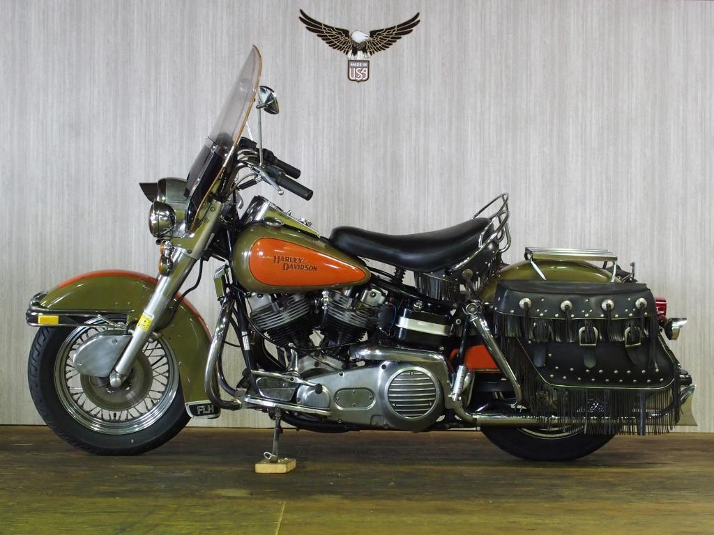 ハーレーダビッドソン 1981 FLH Heritage Edition 車体写真4