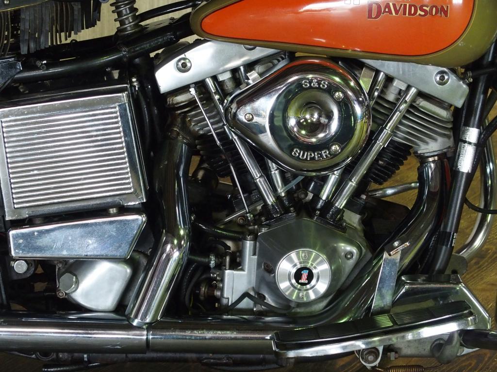 ハーレーダビッドソン 1981 FLH Heritage Edition 車体写真7