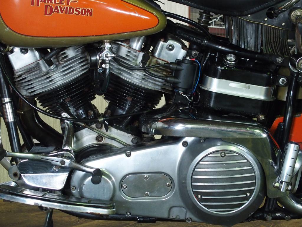 ハーレーダビッドソン 1981 FLH Heritage Edition 車体写真8