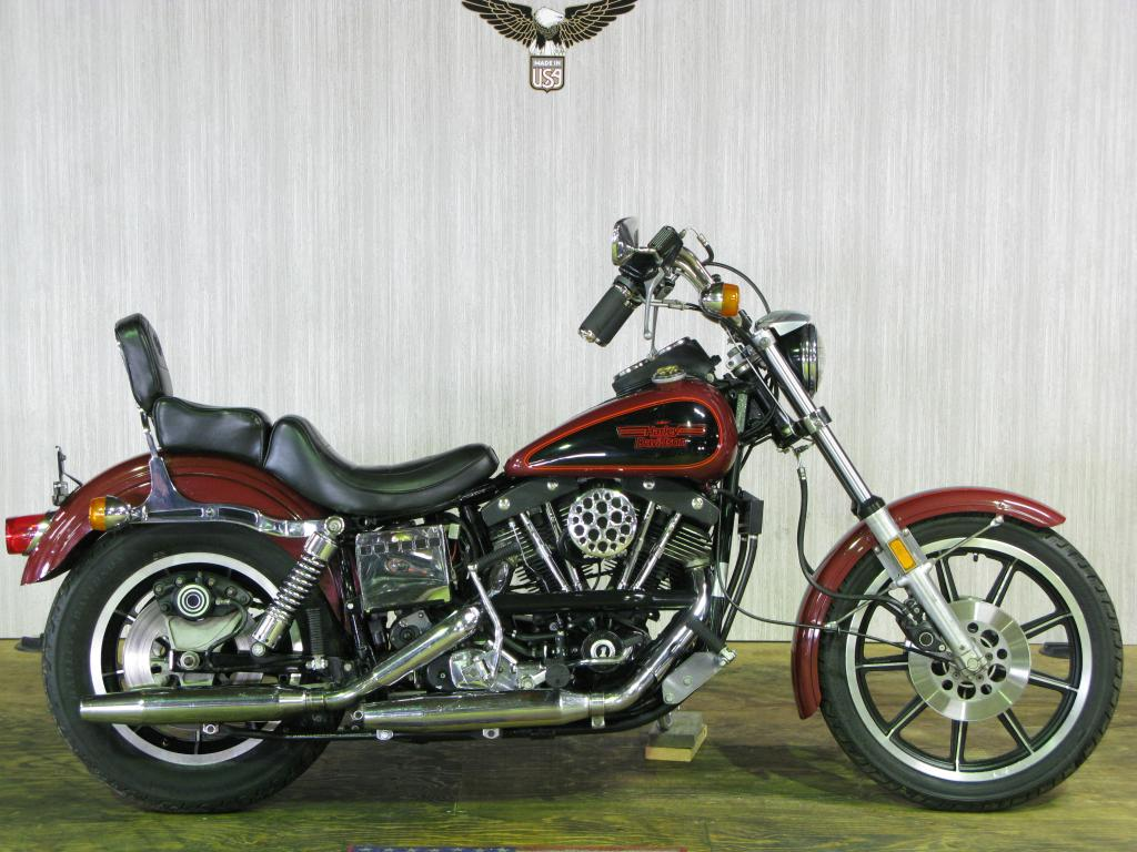 1981 FXS Low Rider