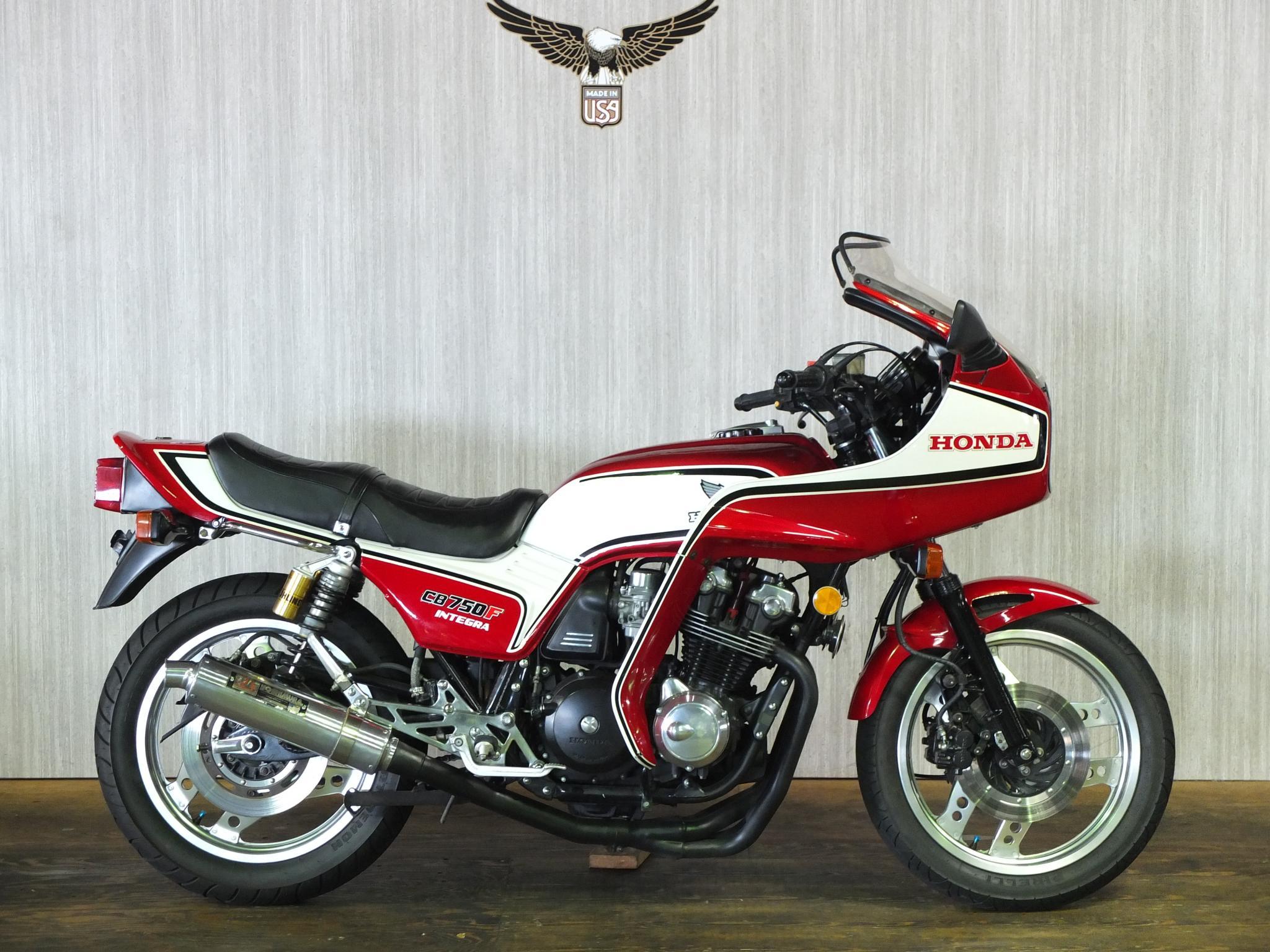 ホンダ 1982 HONDA CB750 INTEGRA 車体写真1
