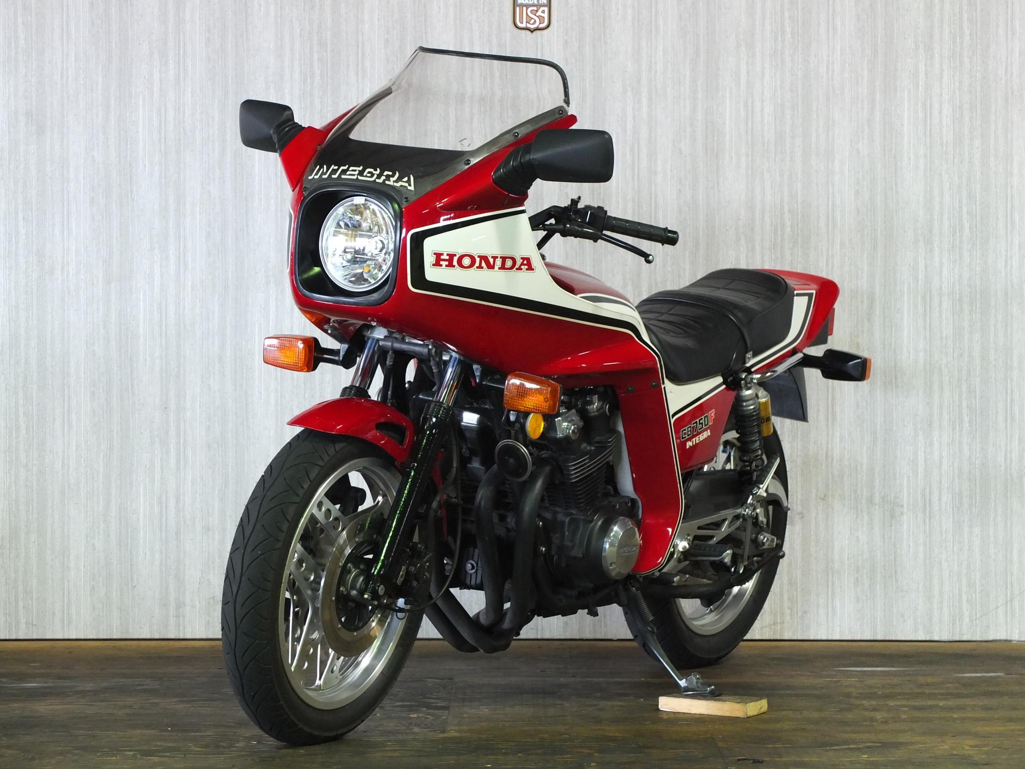 ホンダ 1982 HONDA CB750 INTEGRA 車体写真5