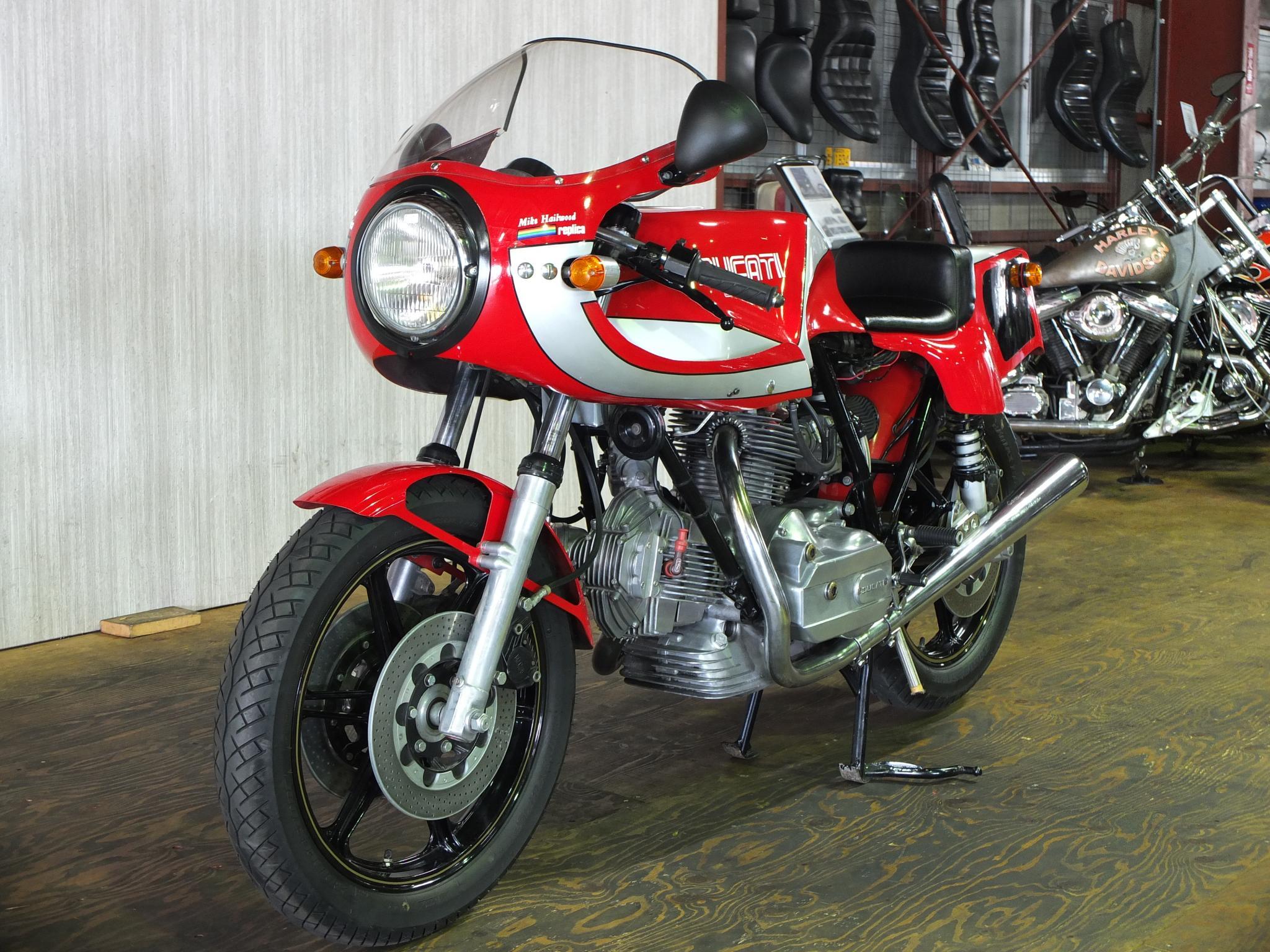 ドゥカティ 1983 Ducati MHR 900 車体写真5