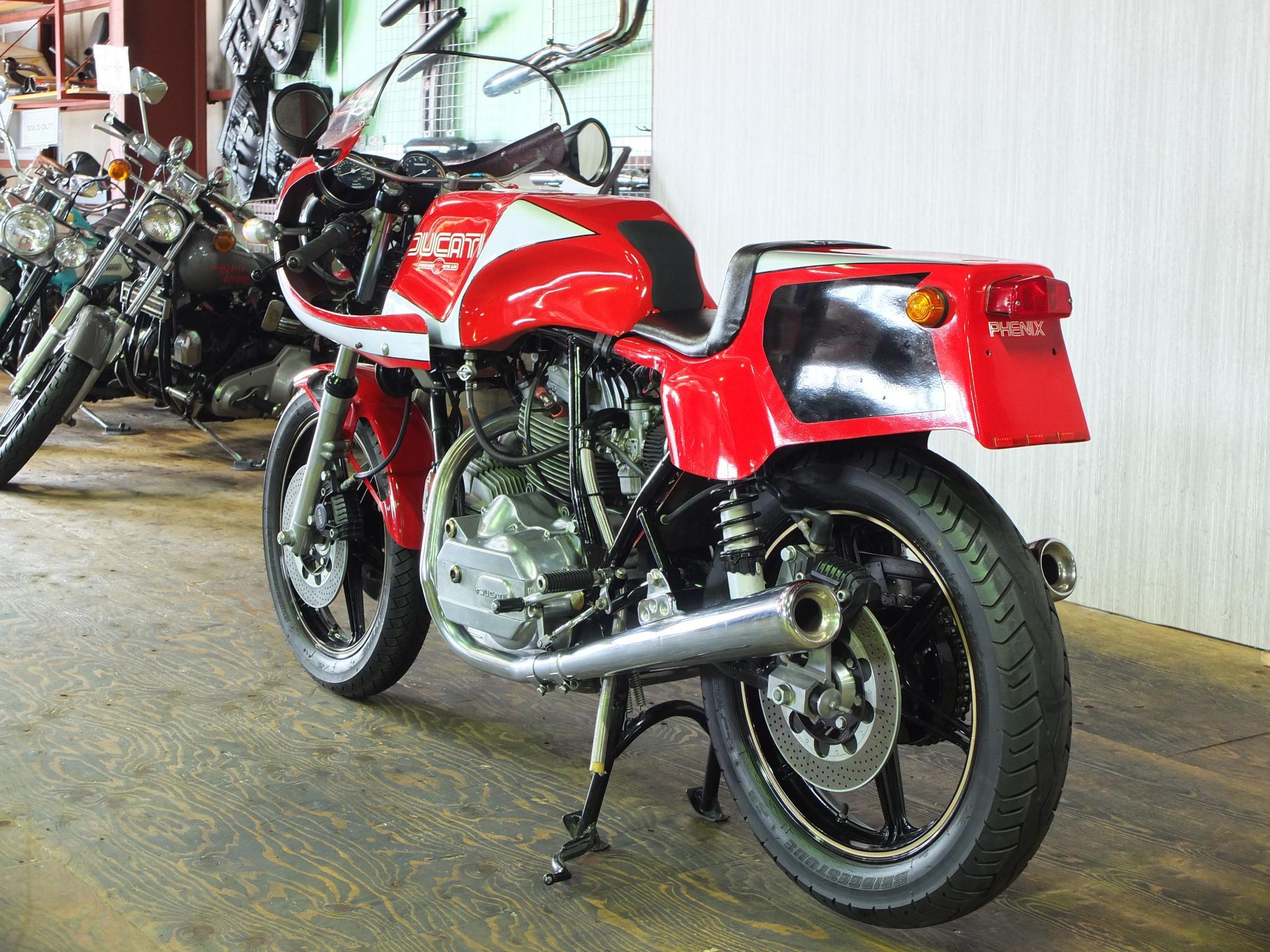 ドゥカティ 1983 Ducati MHR 900 車体写真6