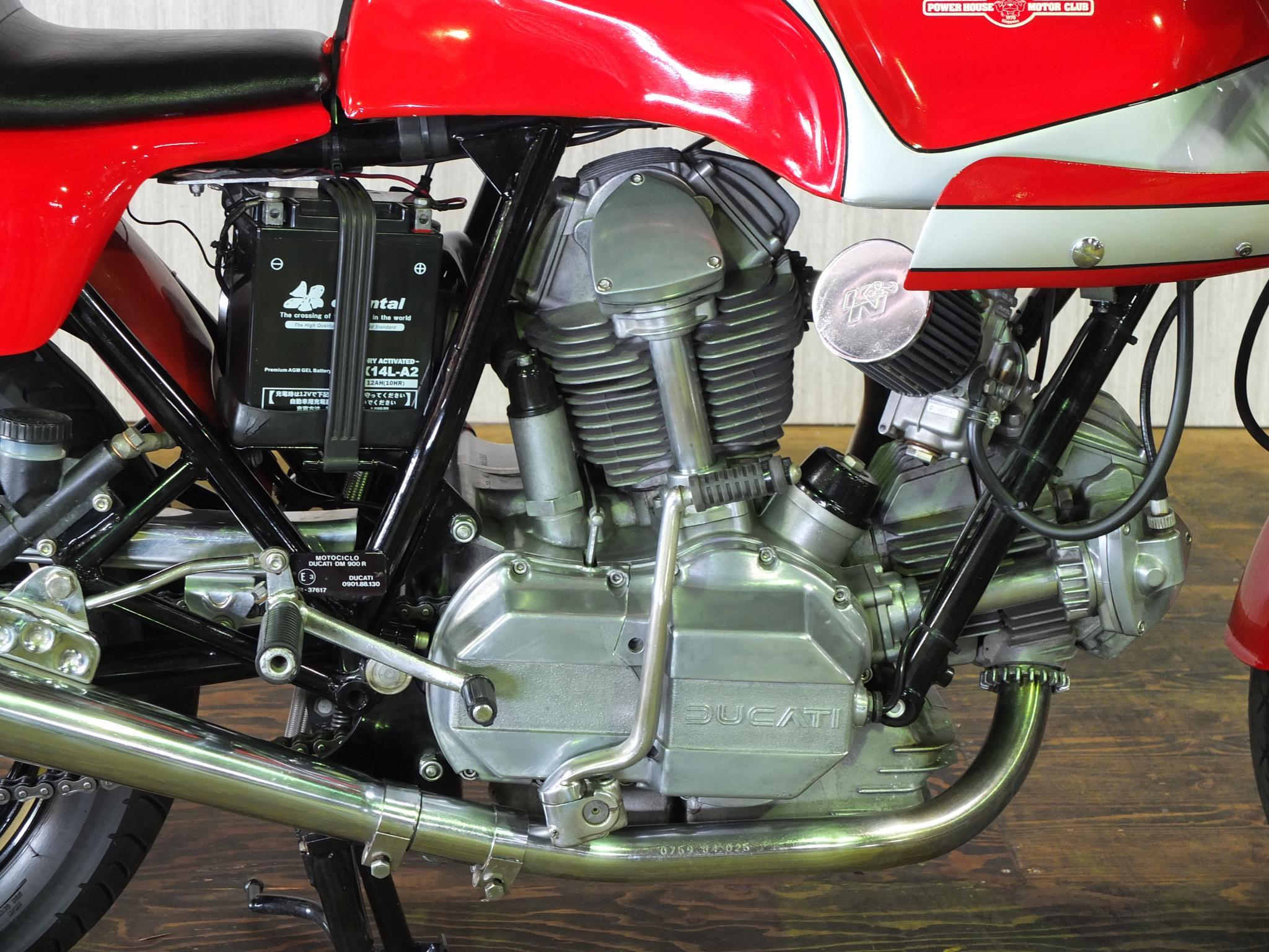 ドゥカティ 1983 Ducati MHR 900 車体写真7