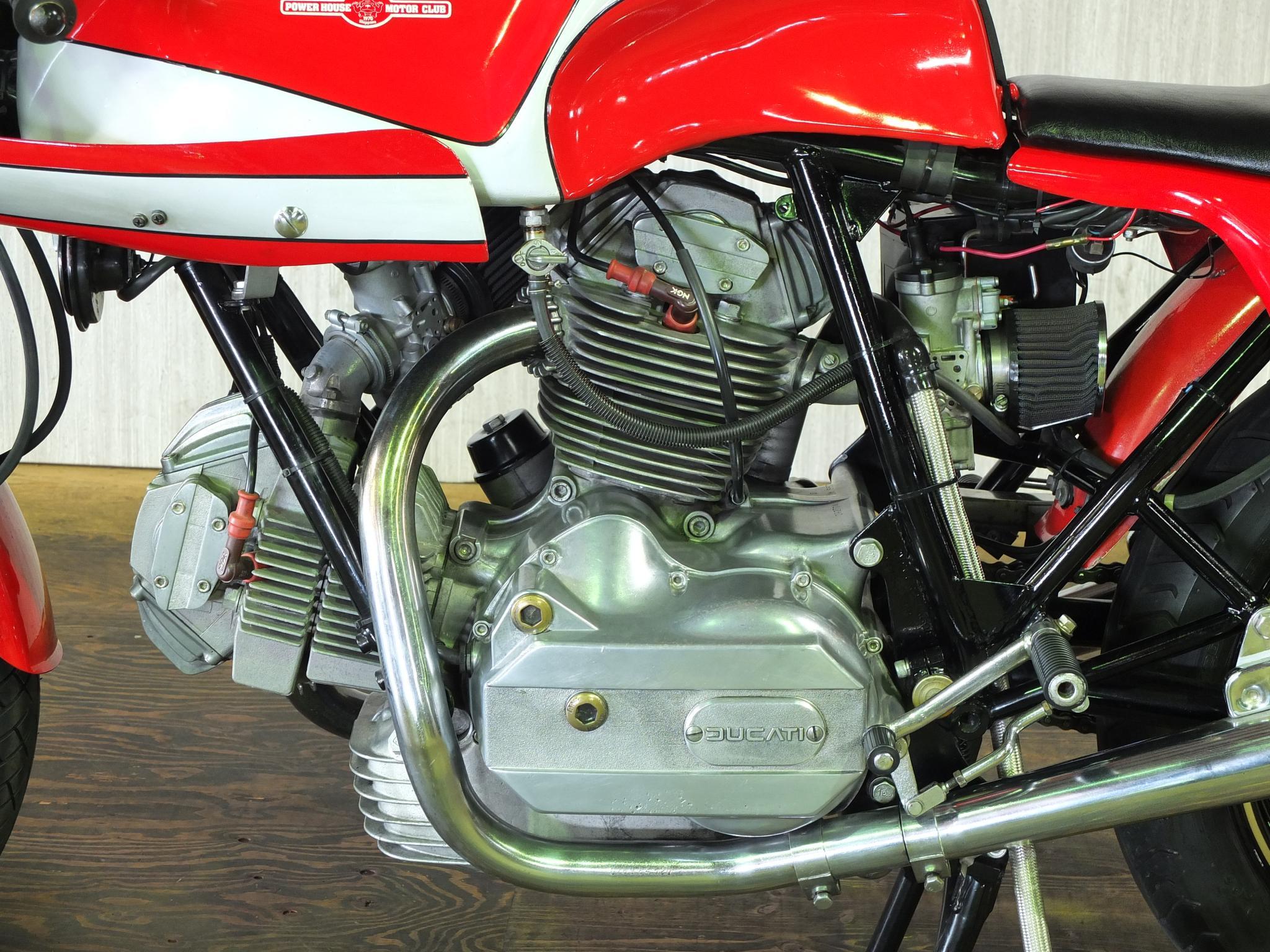 ドゥカティ 1983 Ducati MHR 900 車体写真8