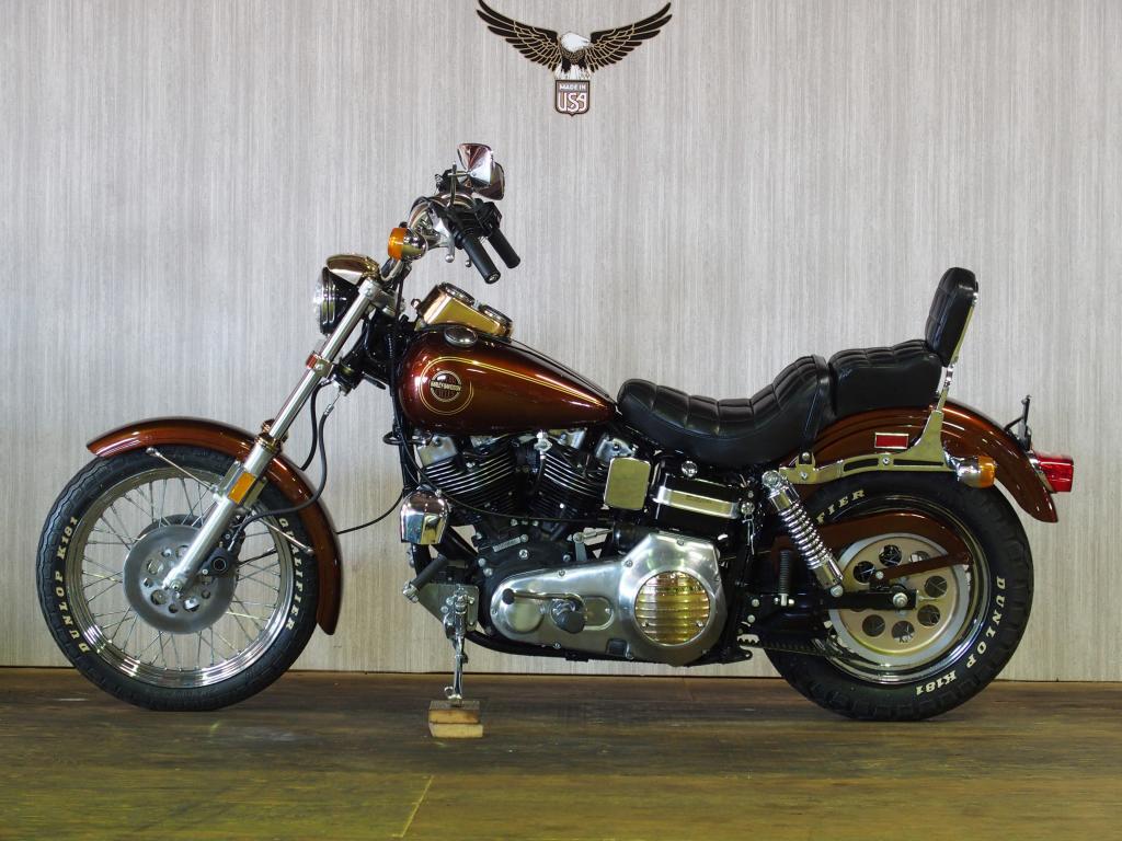 ハーレーダビッドソン 1983 New FXSB Dealer Award 車体写真4