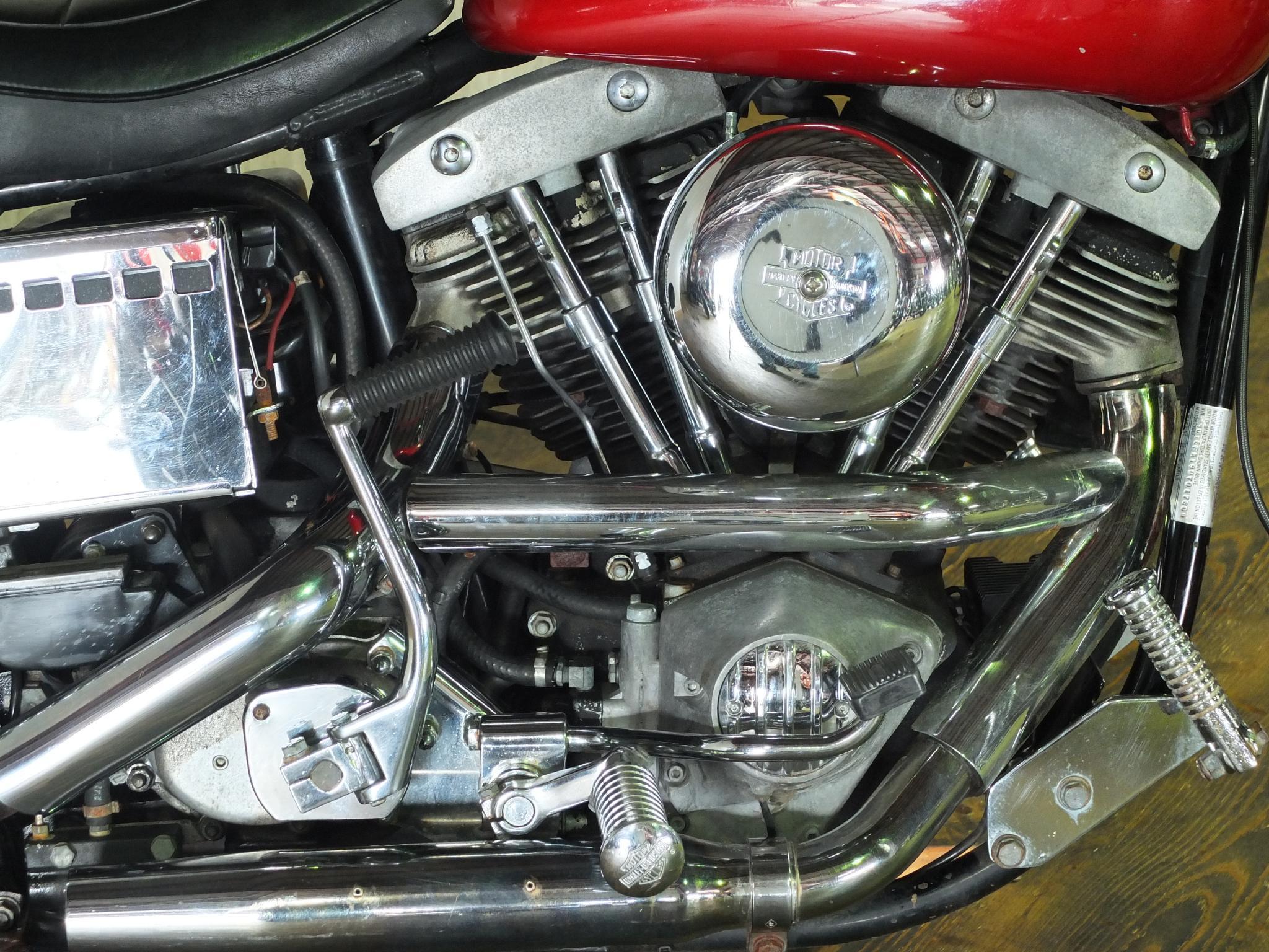 ハーレーダビッドソン 1983 FXSB Low Rider 車体写真7