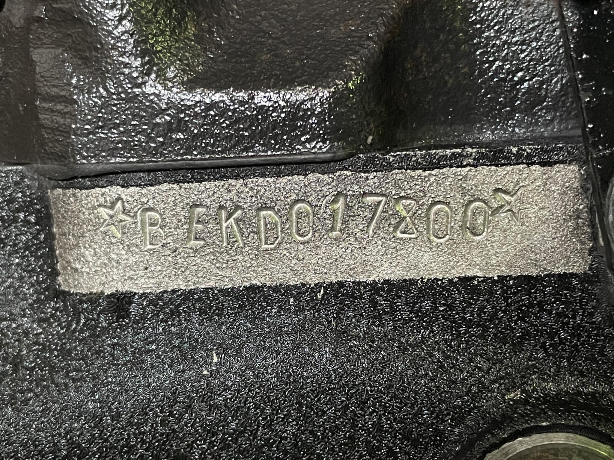 ハーレーダビッドソン 1983 FXSB Low Rider 車体写真10