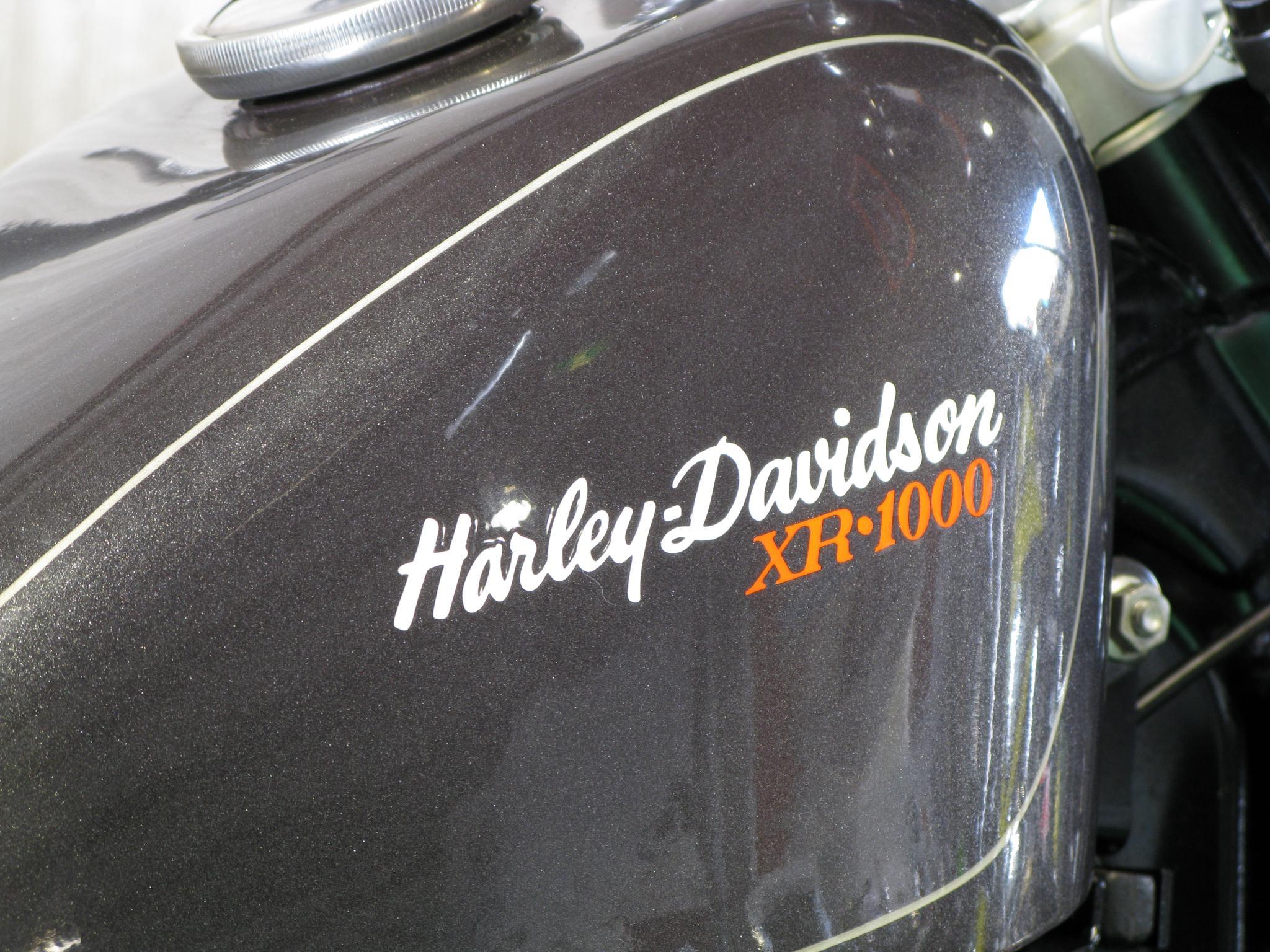 ハーレーダビッドソン 1983 XR 1000 NEW 車体写真9