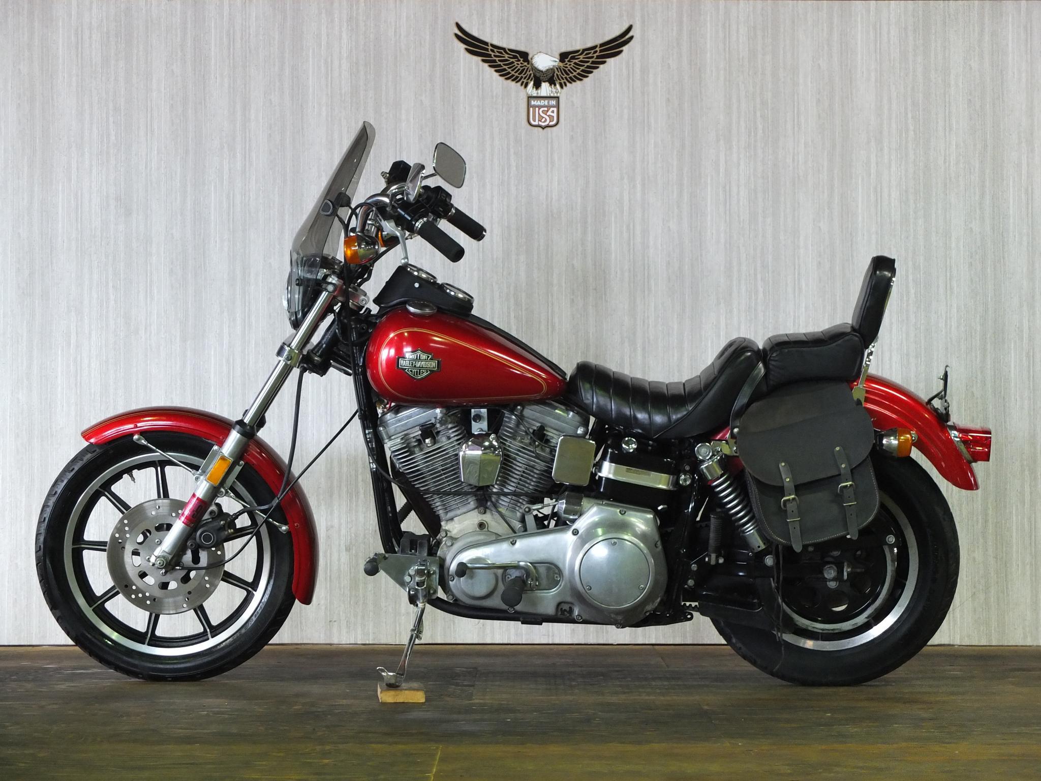 ハーレーダビッドソン 1985 FXSB Low Rider 車体写真4