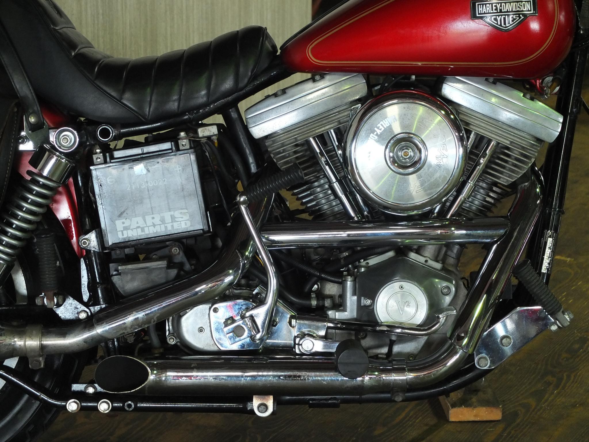 ハーレーダビッドソン 1985 FXSB Low Rider 車体写真7
