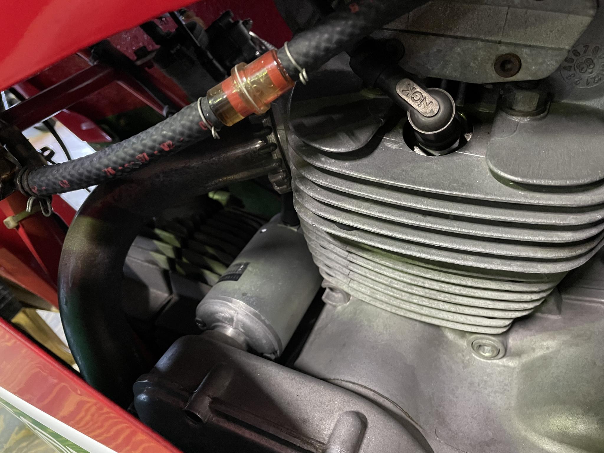 ドゥカティ 1983 Ducati MHR 900 R1 車体写真9