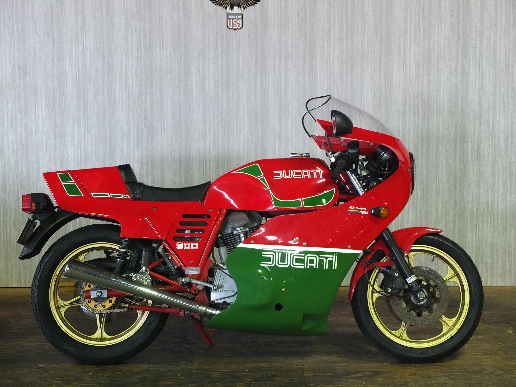 ドゥカティ 1983 Ducati MHR 900 R1 車体写真1