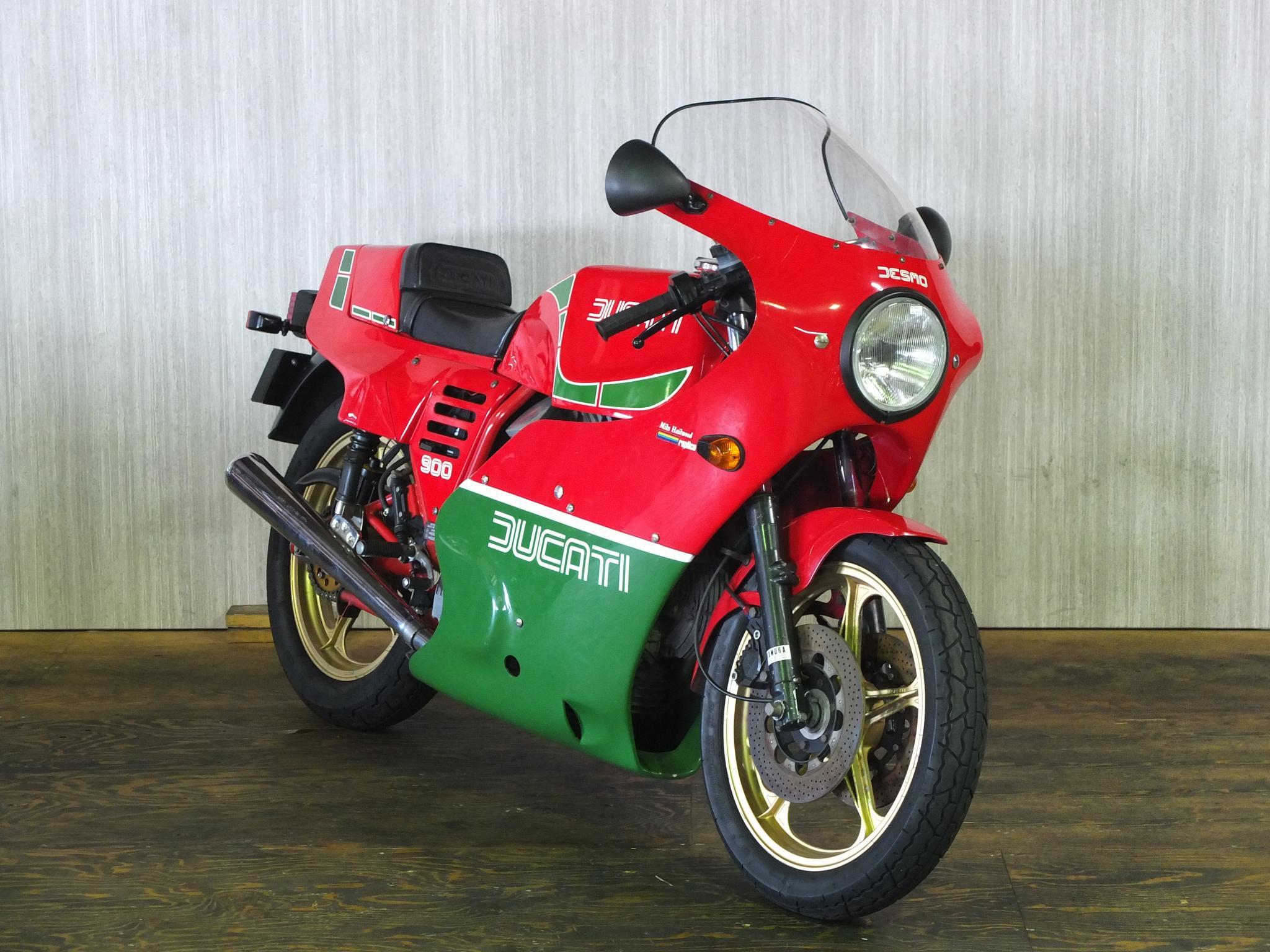 ドゥカティ 1983 Ducati MHR 900 R1 車体写真2