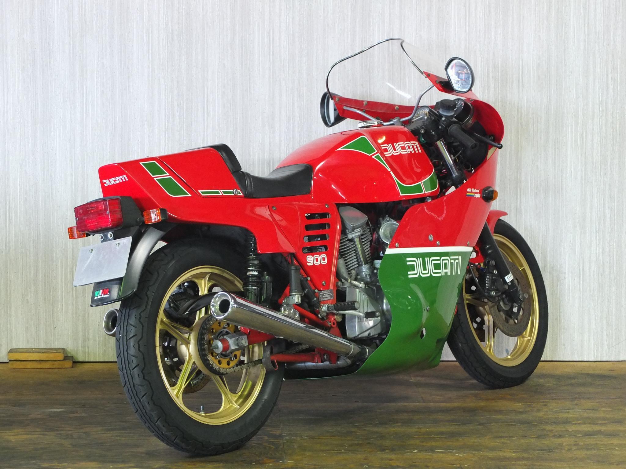 ドゥカティ 1983 Ducati MHR 900 R1 車体写真3