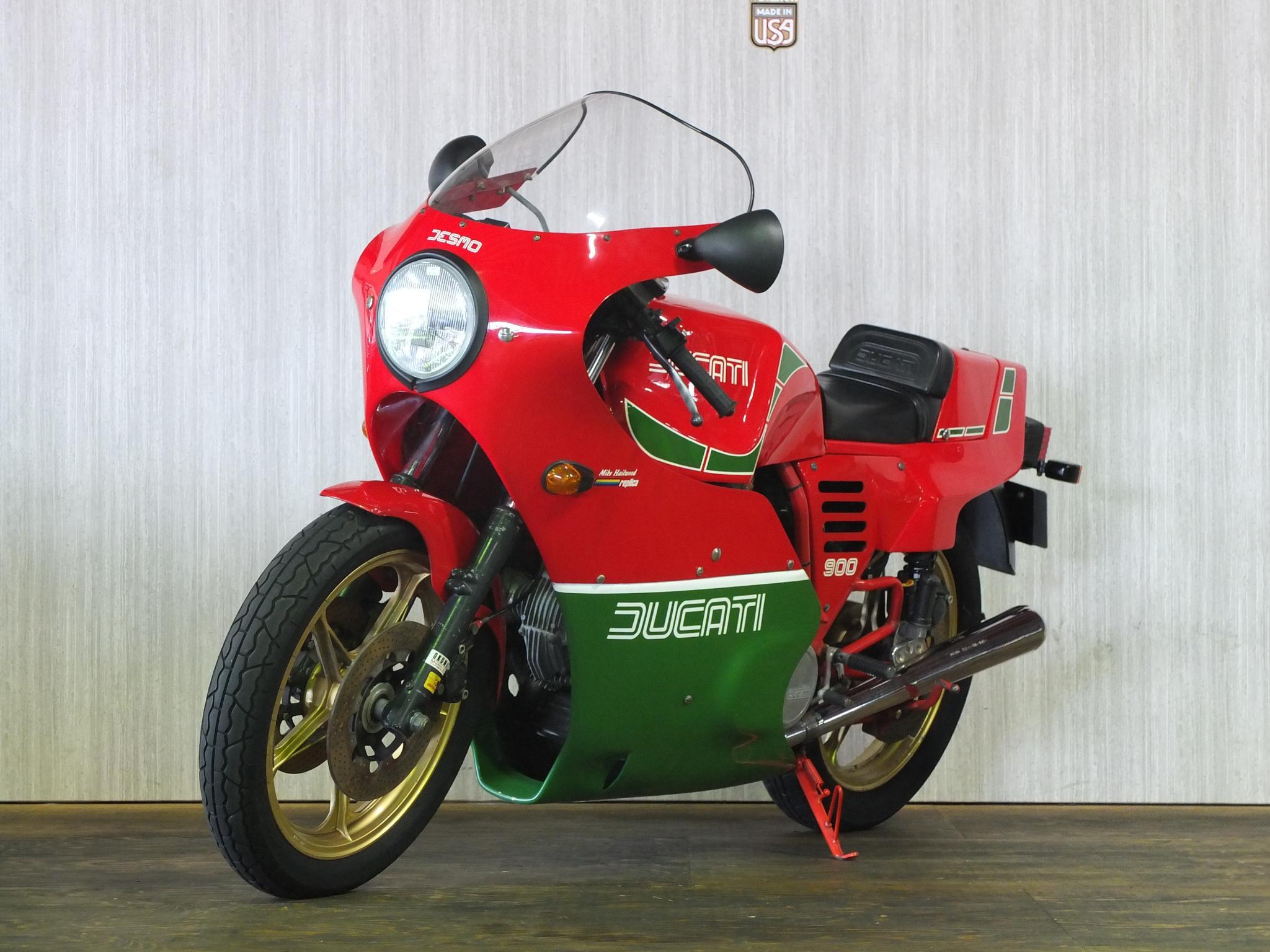 ドゥカティ 1983 Ducati MHR 900 R1 車体写真5