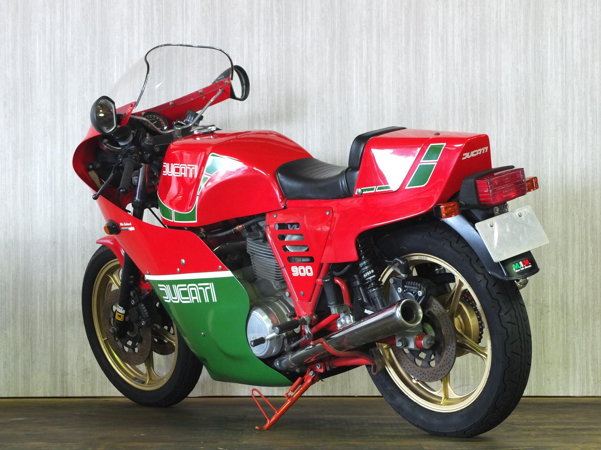 ドゥカティ 1983 Ducati MHR 900 R1 車体写真6