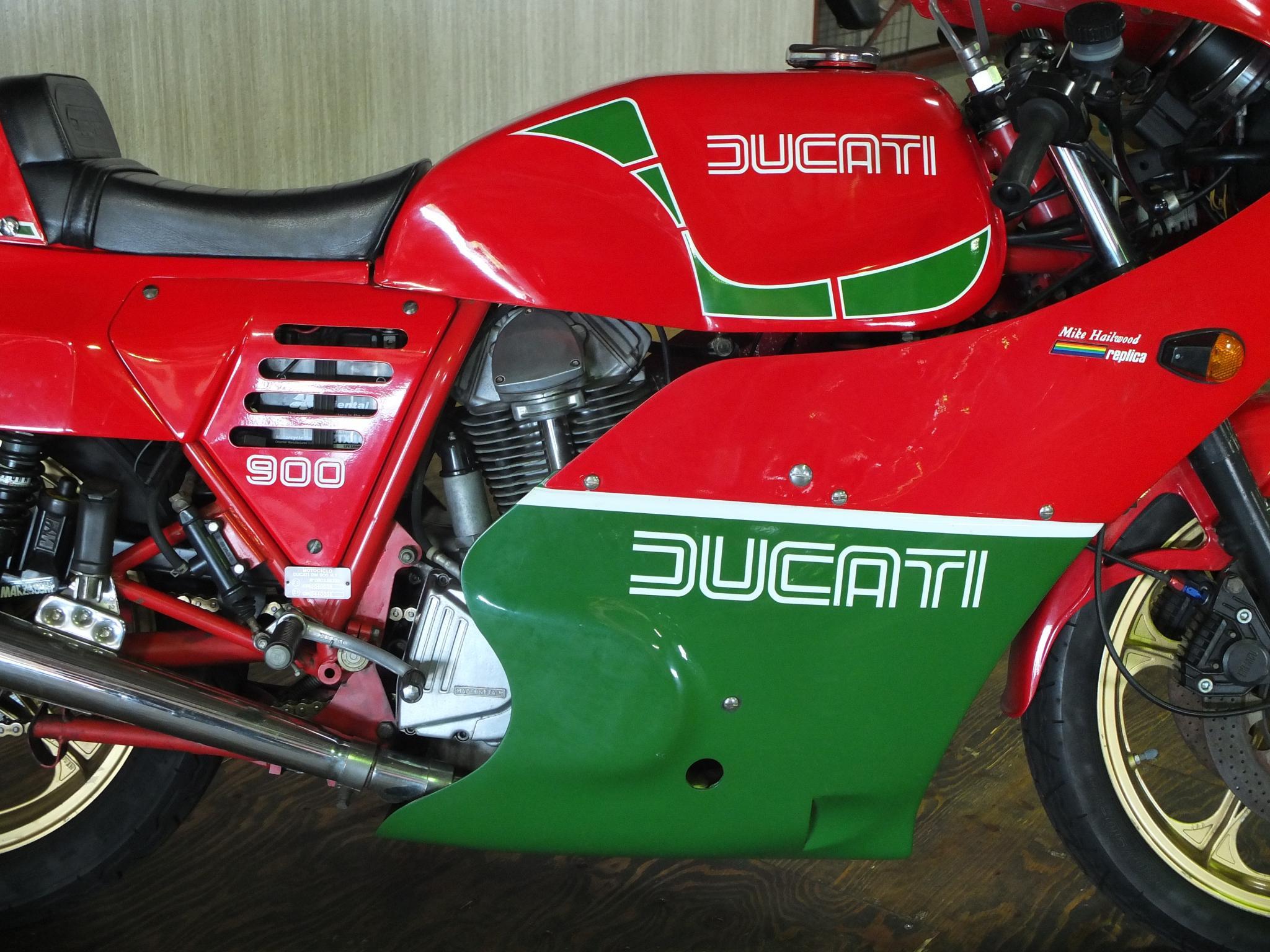 ドゥカティ 1983 Ducati MHR 900 R1 車体写真7