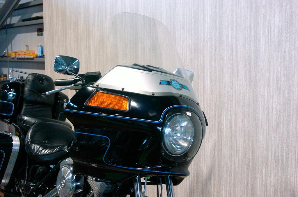 ハーレーダビッドソン 1986 FXRD Grand Edition 車体写真8
