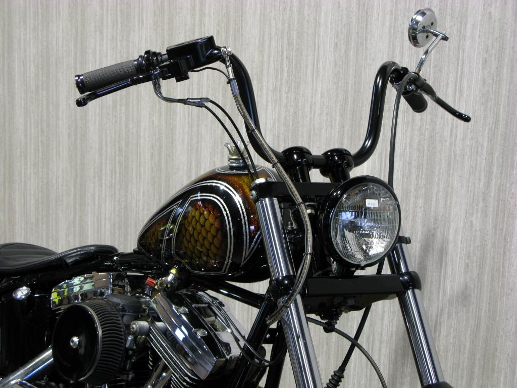 ハーレー FXSTC Softail Custom 車体写真5