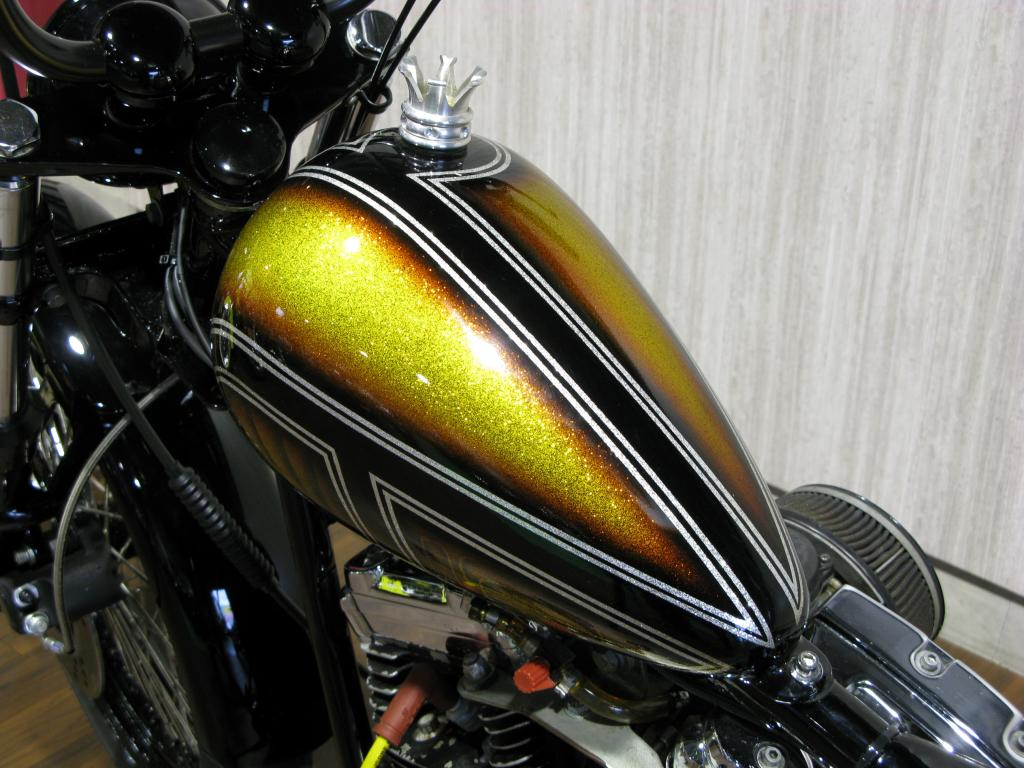 ハーレー FXSTC Softail Custom 車体写真10