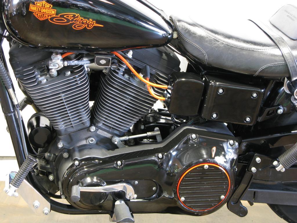 ハーレーダビッドソン 1991 FXDBS Dyna Sturgis 車体写真8