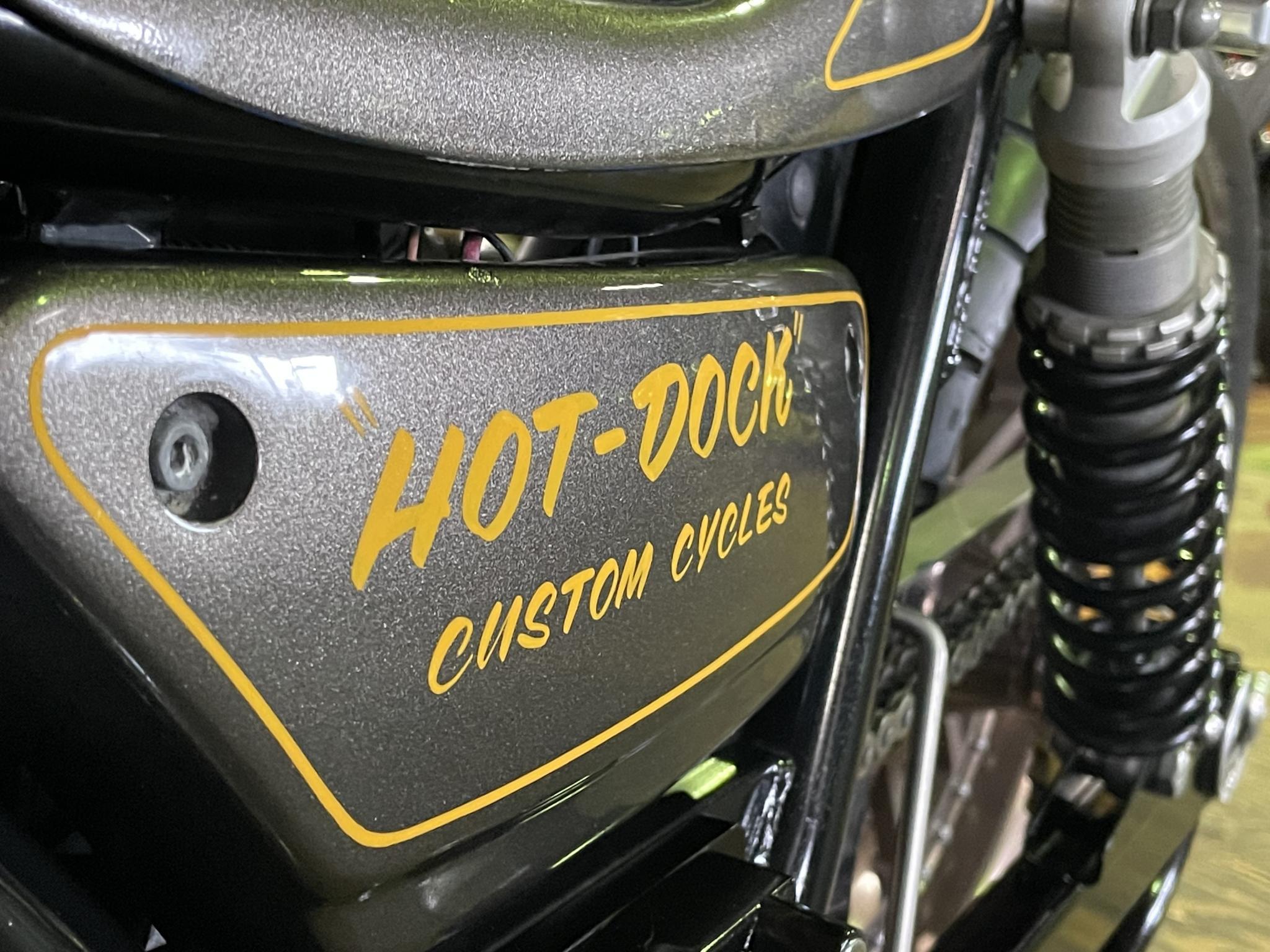 ハーレーダビッドソン 1991 FXLR Hot Dock Custom 車体写真7
