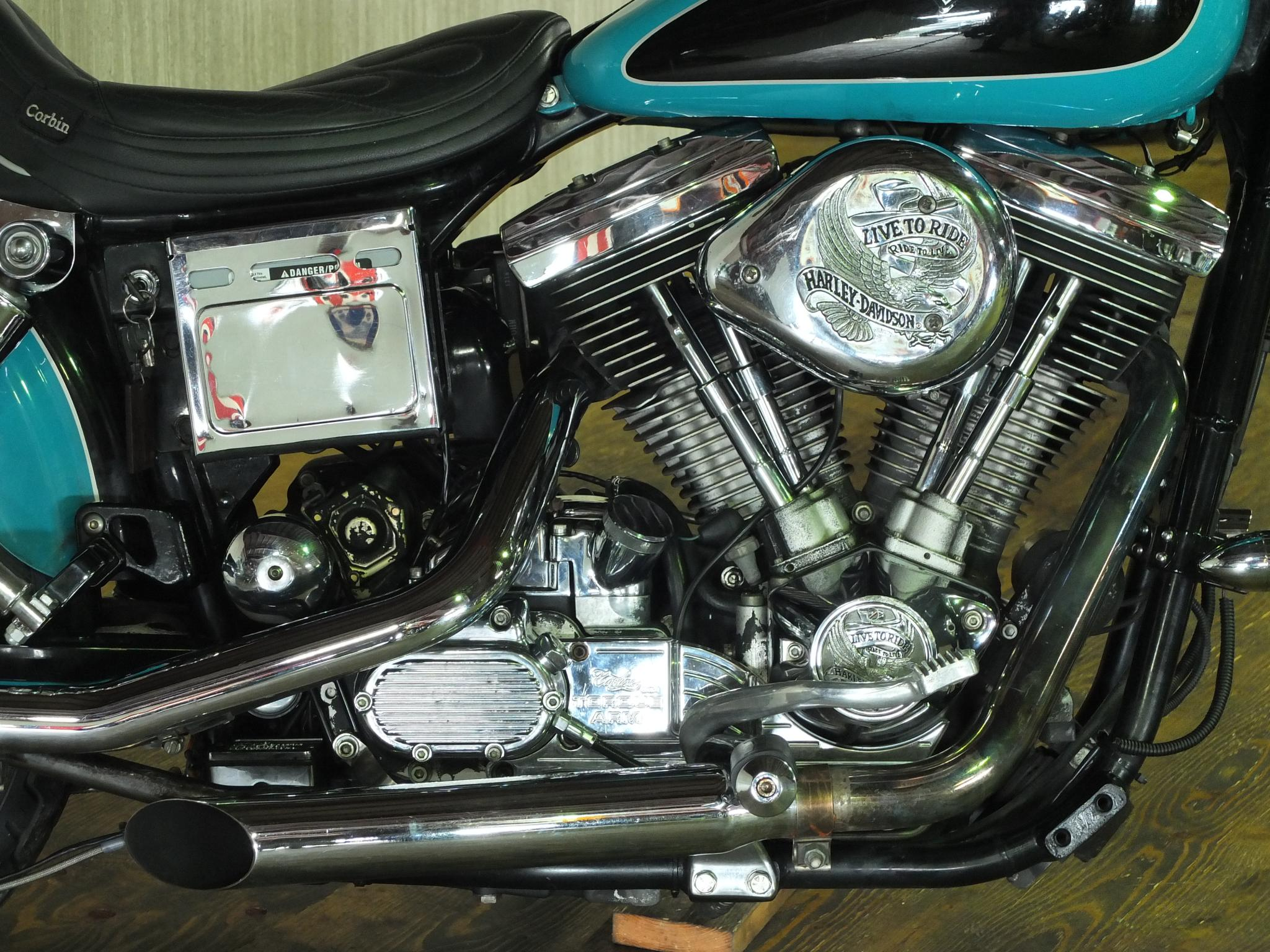 ハーレーダビッドソン 1993 FXDL 車体写真7