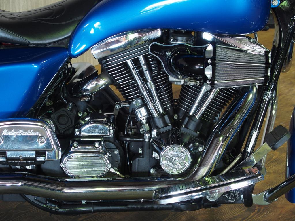 ハーレーダビッドソン 1994 FLHTC Bagger 車体写真7