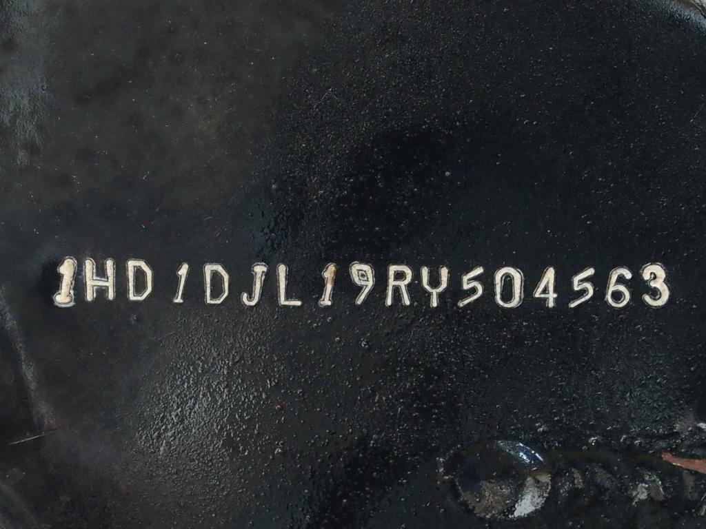 ハーレーダビッドソン 1994 FLHTC Bagger 車体写真12