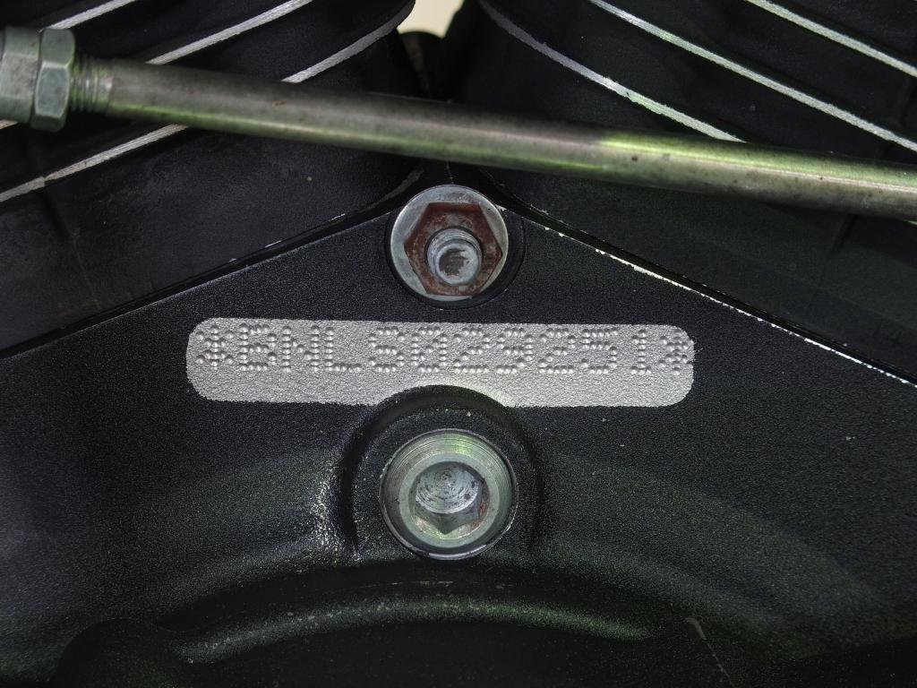 ハーレーダビッドソン 1995 FLSTN 車体写真11