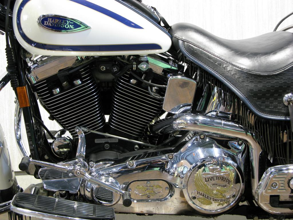 ハーレー FLSTS Heritage Springer 車体写真7