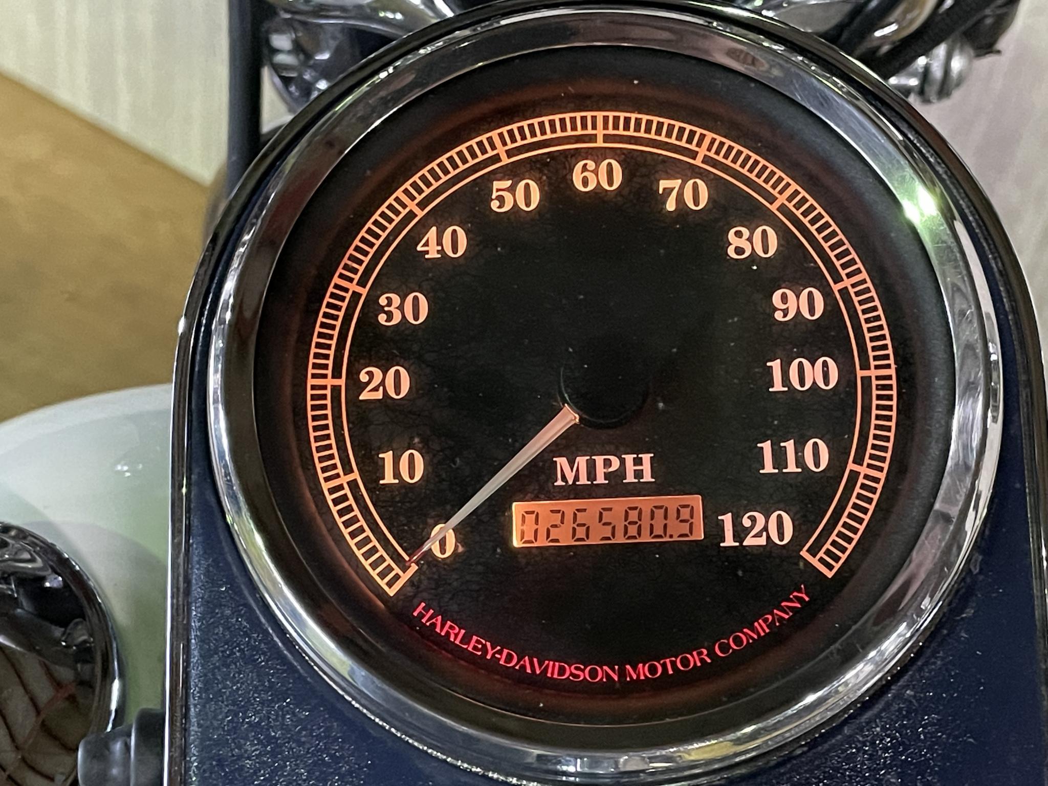 ハーレーダビッドソン 1997 FLSTS Heritage Springer 車体写真9