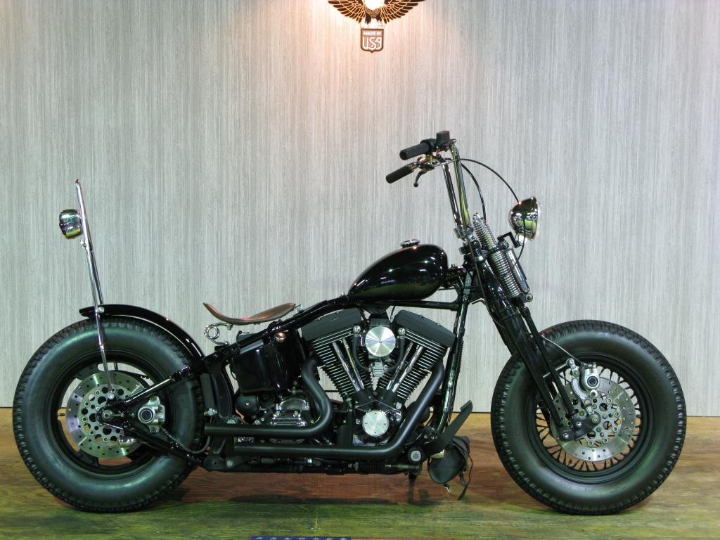 ハーレー FXSTSB Bad Boy Custom 車体写真1