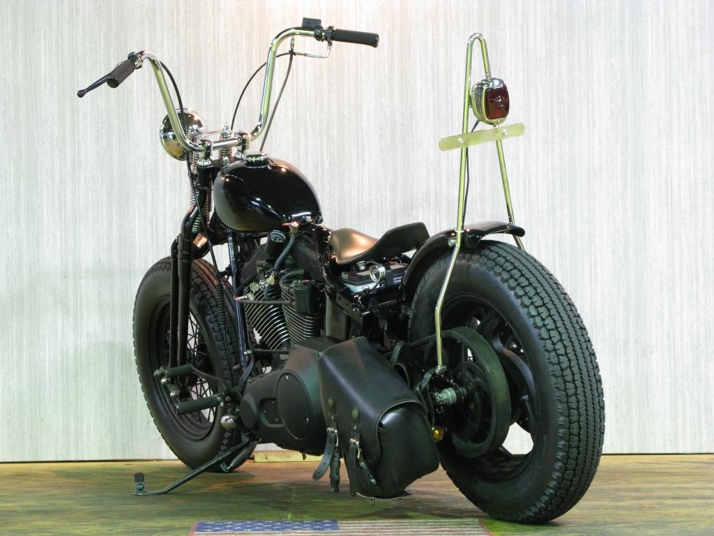 ハーレー FXSTSB Bad Boy Custom 車体写真6