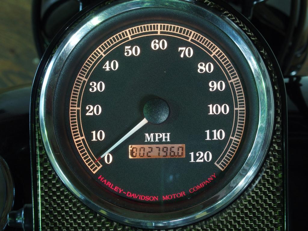 ハーレーダビッドソン 1997 FXSTSB Badboy 車体写真9