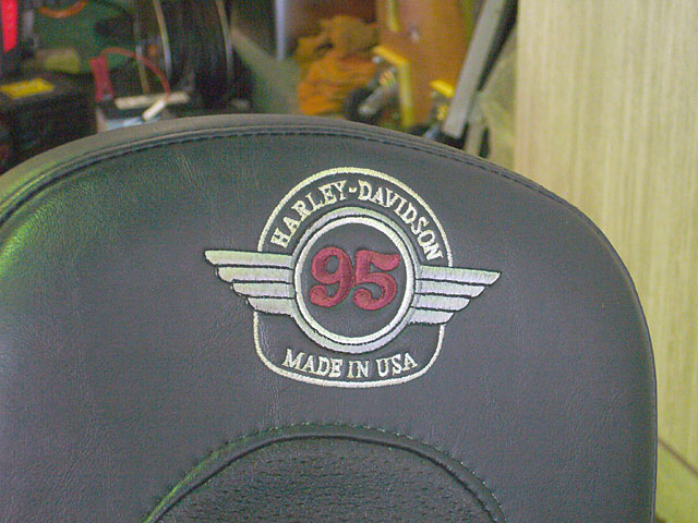 ハーレー FLSTF 95th Anniversary 車体写真8