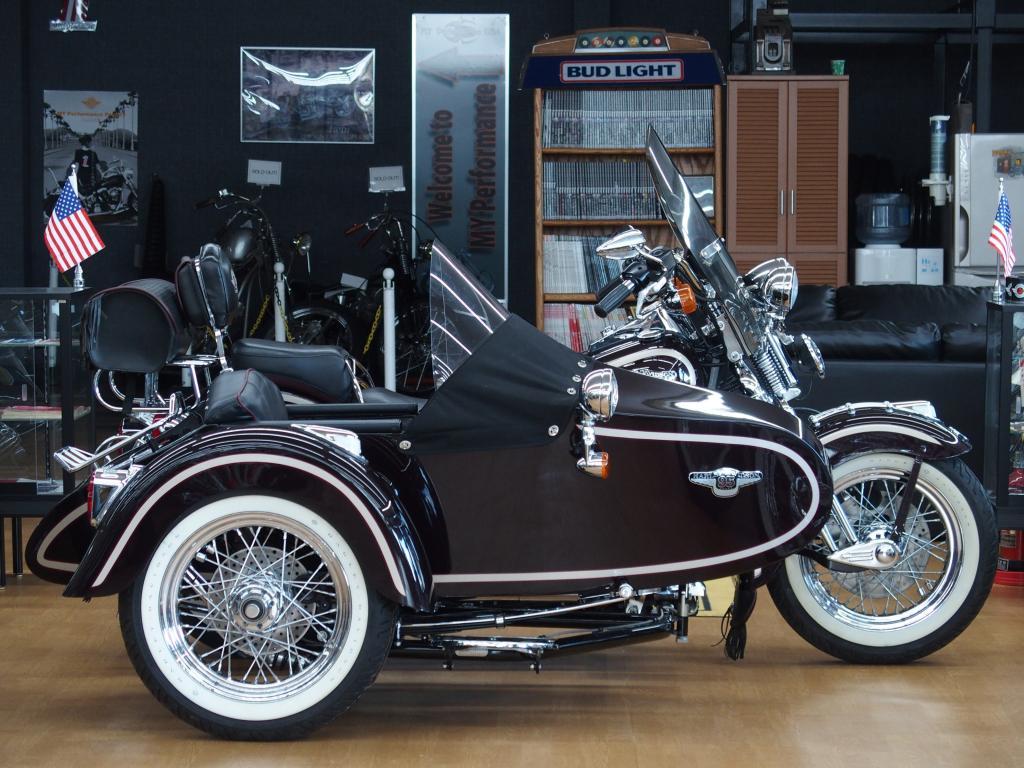 ハーレーダビッドソン 1998 FLSTS 95th Anniversary SC 車体写真2
