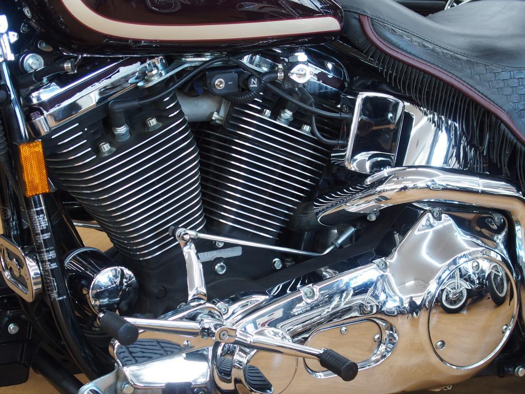 ハーレーダビッドソン 1998 FLSTS 95th Anniversary SC 車体写真8