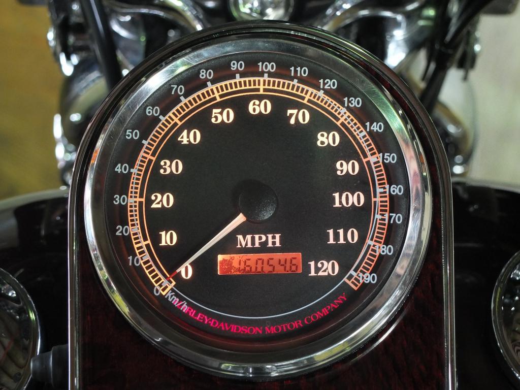 ハーレーダビッドソン 1998 FLSTS 95th Anniversary 車体写真9
