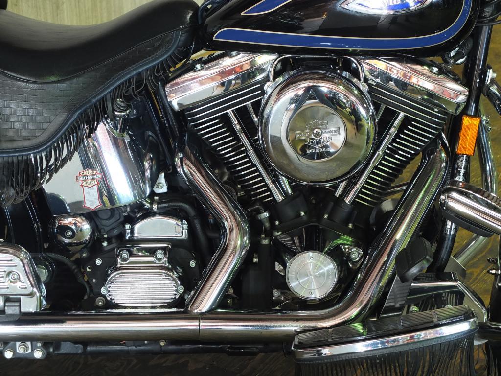 ハーレーダビッドソン 1998 FLSTS Heritage Springer 車体写真7