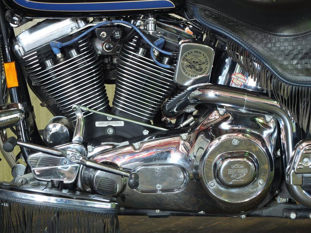 ハーレーダビッドソン 1998 FLSTS Heritage Springer 車体写真8