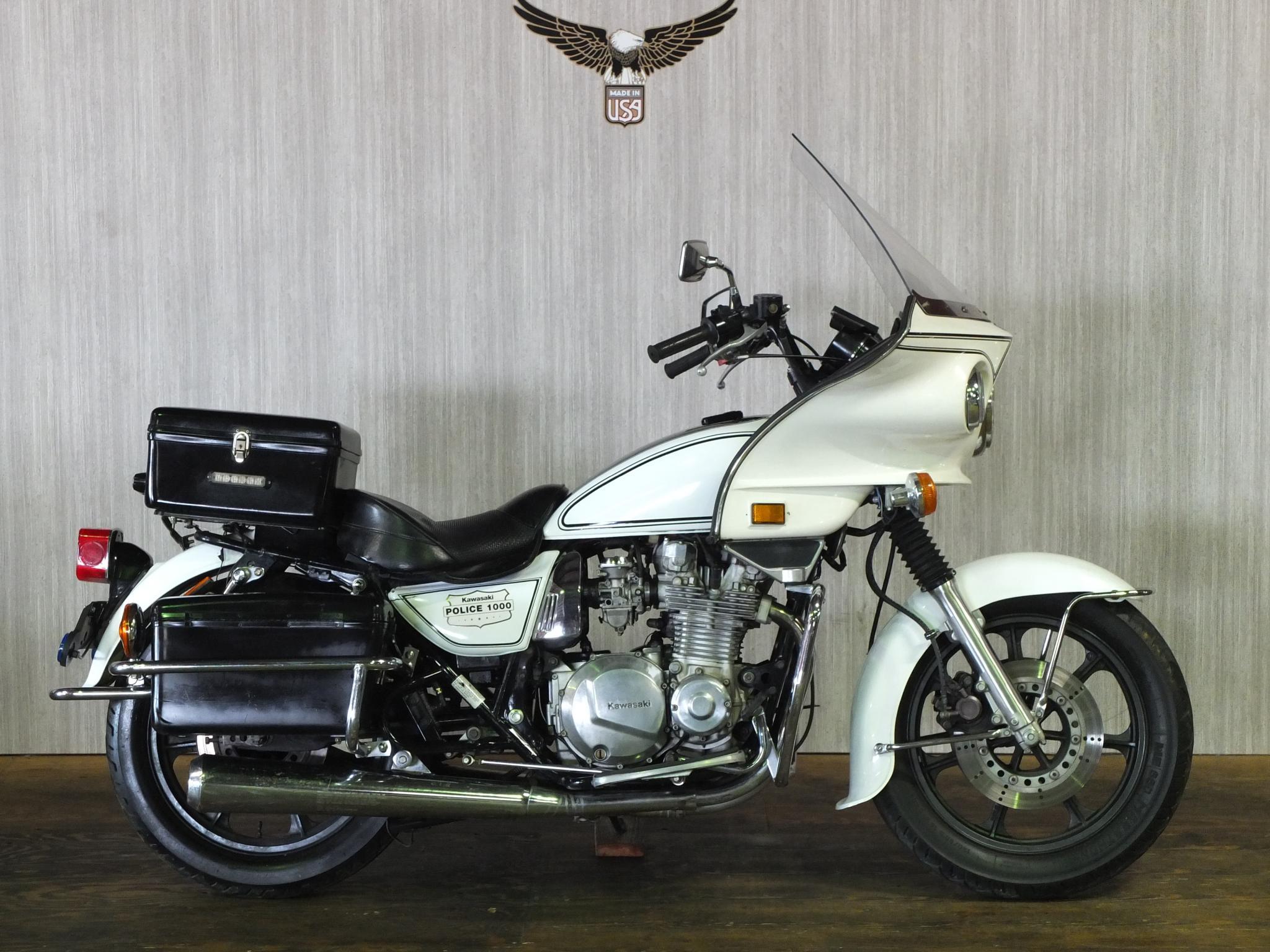 カワサキ 1998 Kawasaki KZ1000P 車体写真1