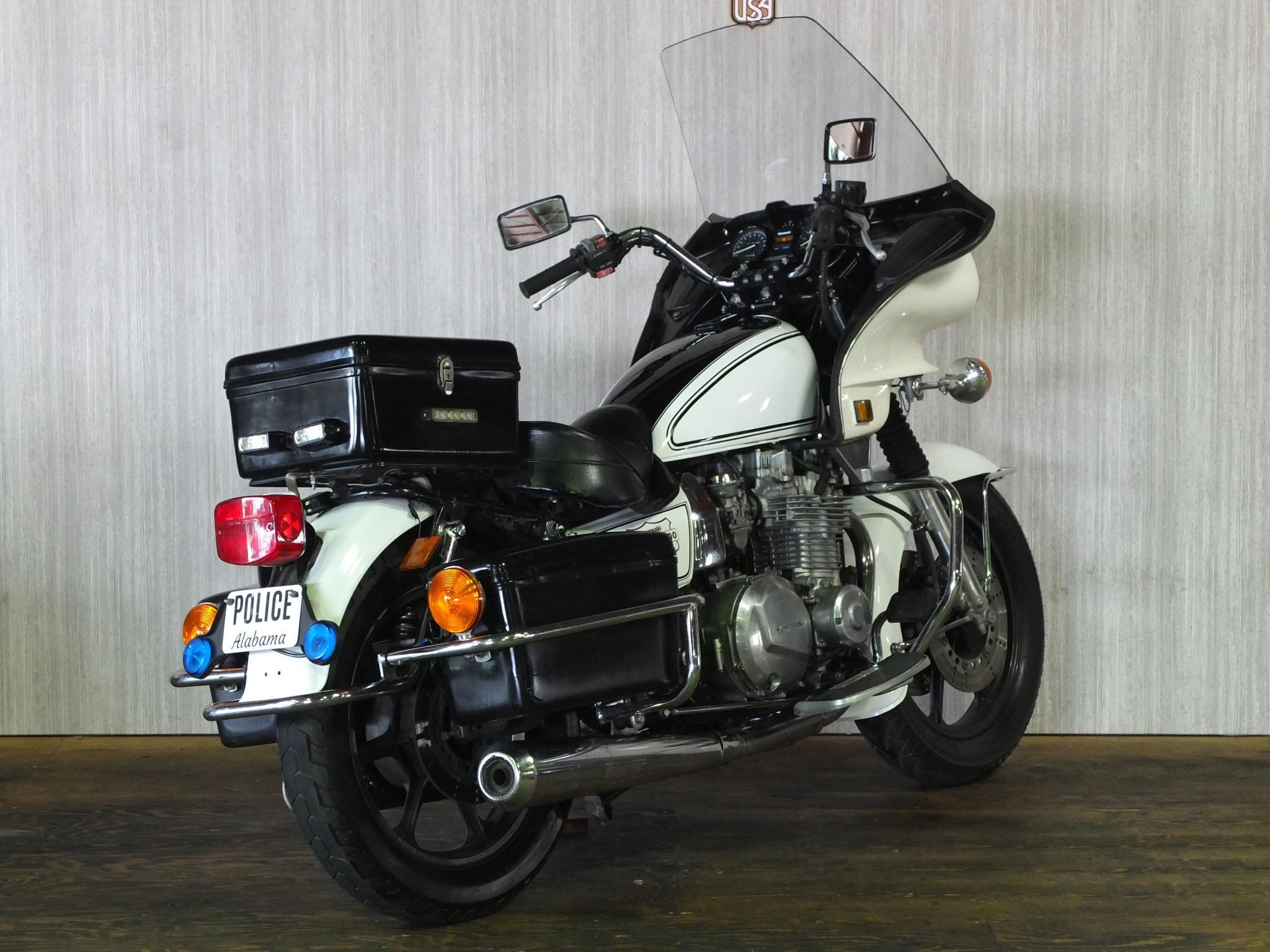 カワサキ 1998 Kawasaki KZ1000P 車体写真3
