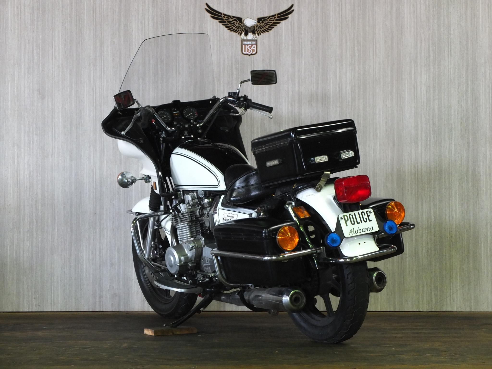 カワサキ 1998 Kawasaki KZ1000P 車体写真6