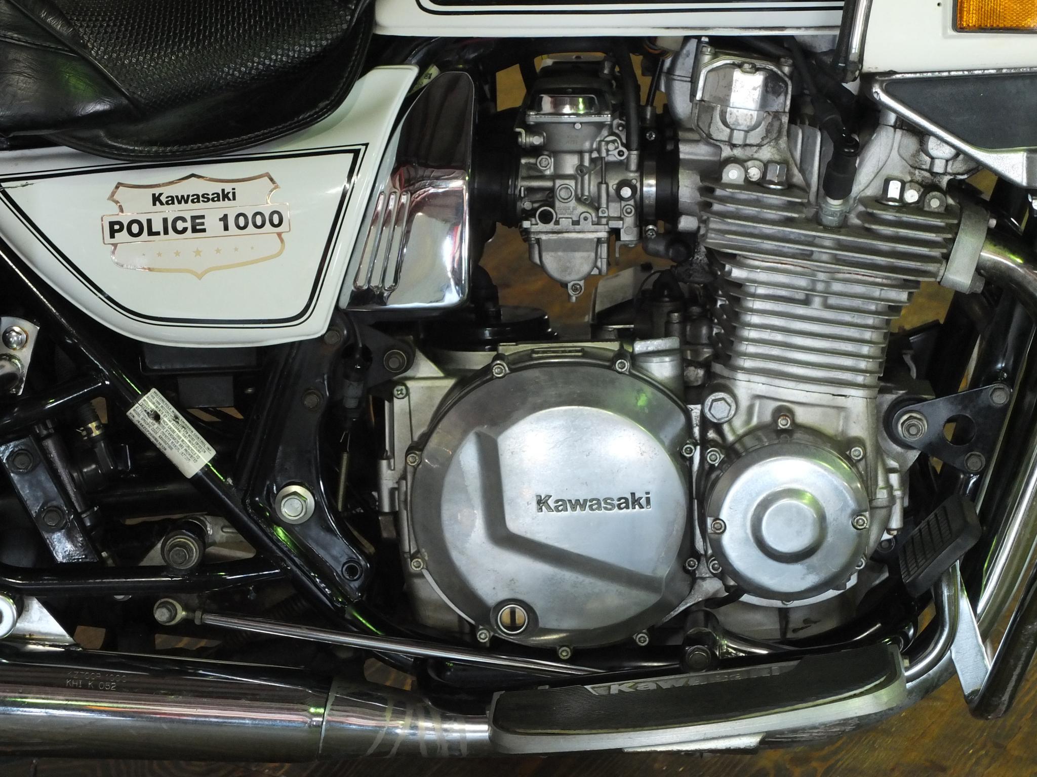 カワサキ 1998 Kawasaki KZ1000P 車体写真7