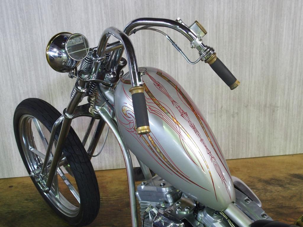 ハーレーダビッドソン 1999 Evo Rigid Chica Chopper 車体写真7